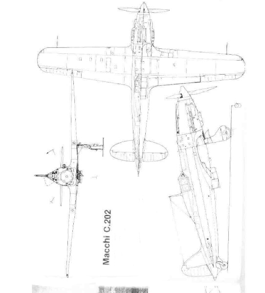 RC Airplane Plan