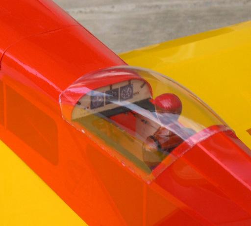 stevens aeromodel g-ride canopy & Completed Models - RC Airplane Advisor