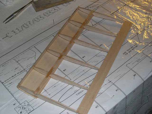balsa wood airplane designs